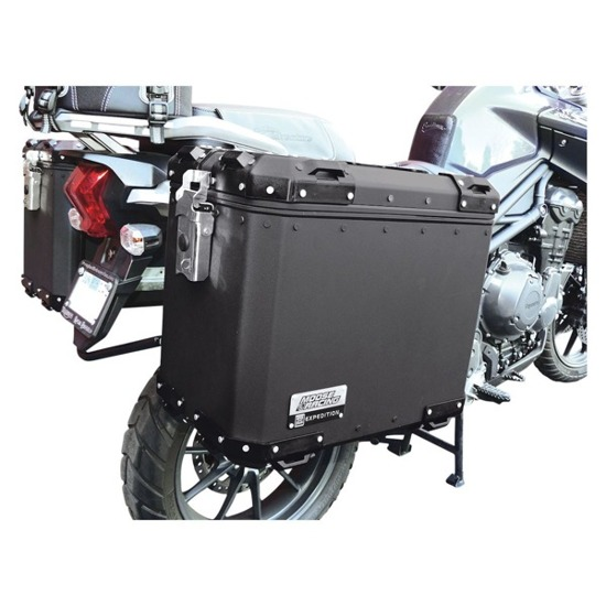 Aluminiowy Kufer MOOSE RACING EXPEDITION ALUMINUM SIDE CASES