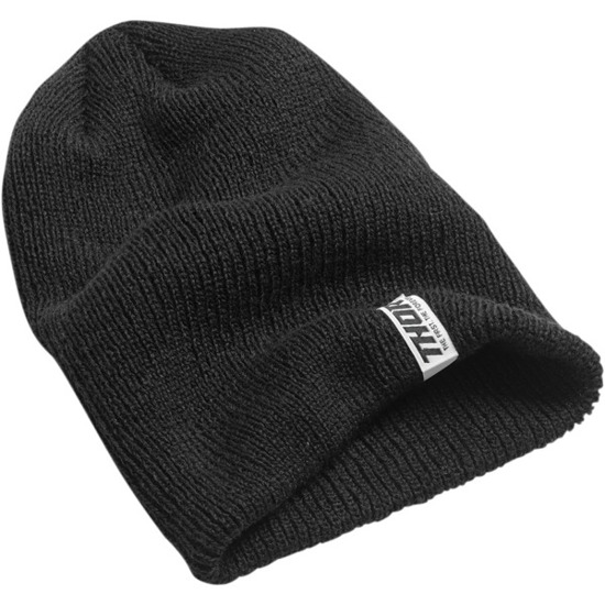 Czapka THOR POP PUMP BEANIE Black
