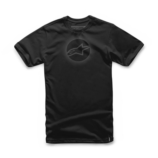 Koszulka T-shirt ALPINESTARS ECLIPSE Black
